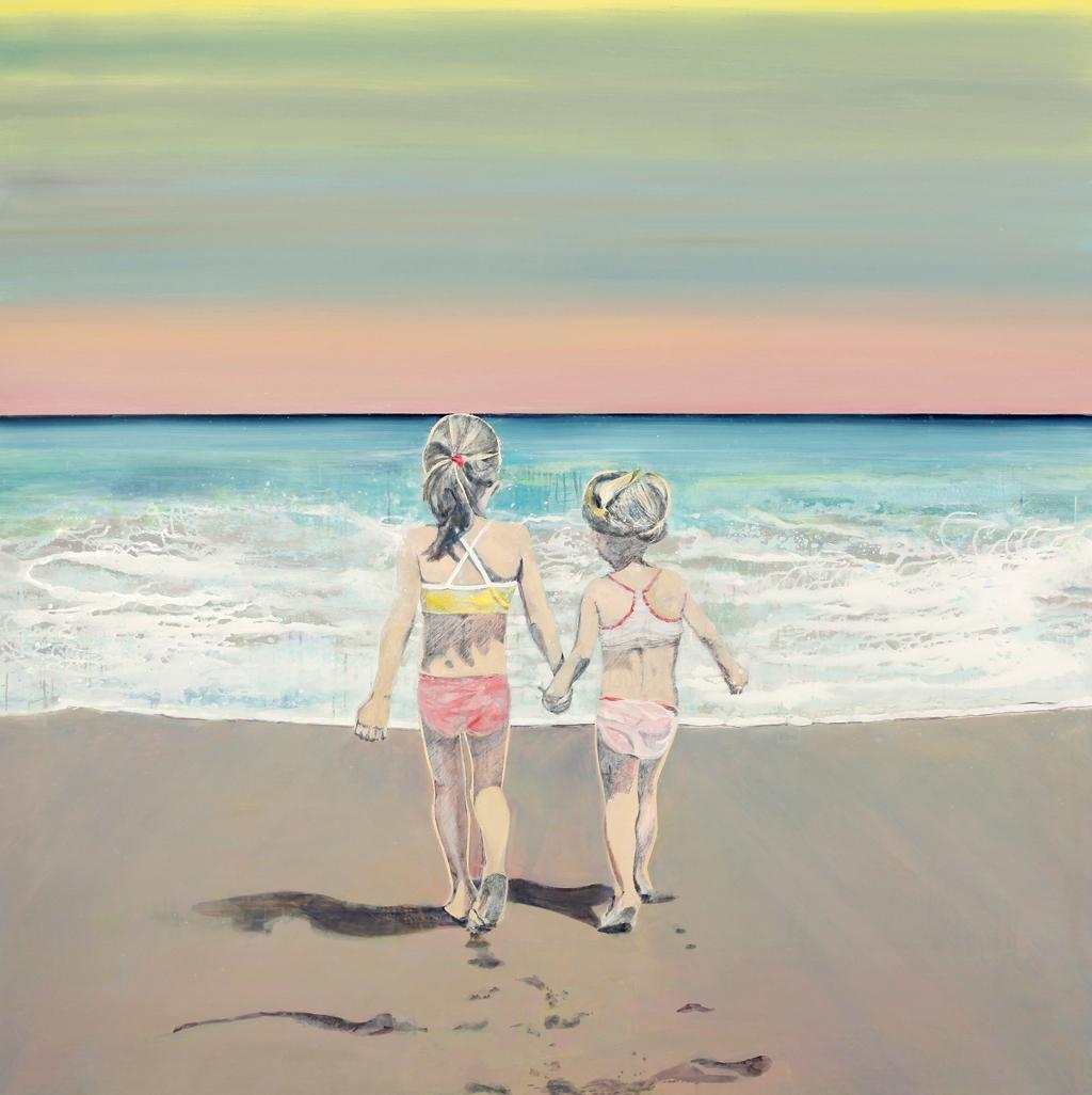 F_Mädchen am Meer